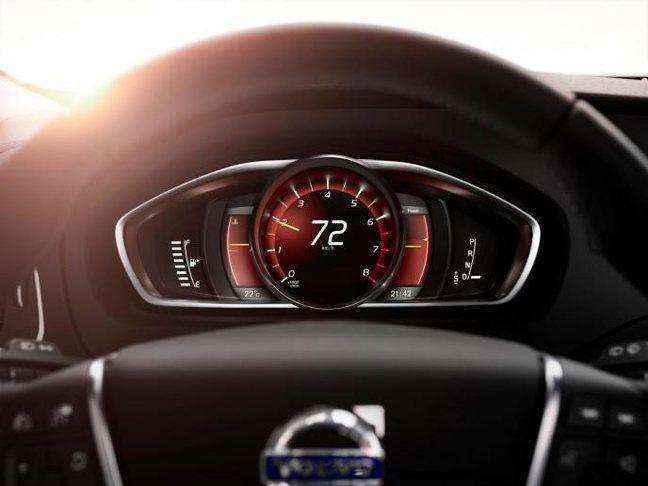 Νέα έκδοση του Volvo V40