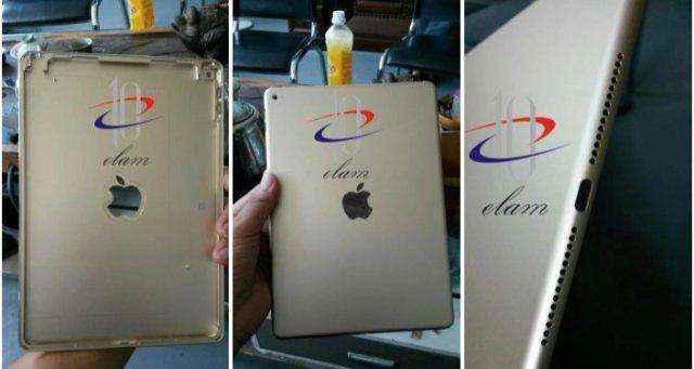 Νέες φωτογραφίες από το iPad Air επόμενης γενιάς