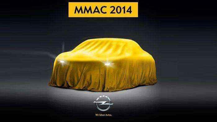 Νέο «μυστηριώδες» πρωτότυπο μοντέλο από την Opel