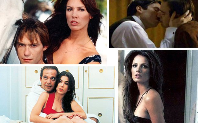 Οι «ροζ» στιγμές της ελληνικής τηλεόρασης