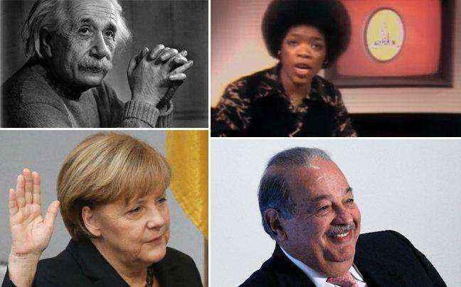 Οι πρώτες δουλειές επτά διάσημων προσώπων