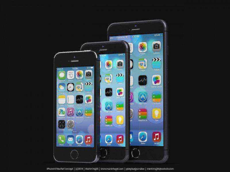 Ποιο είναι για τους χρήστες το ιδανικό μέγεθος iPhone 6