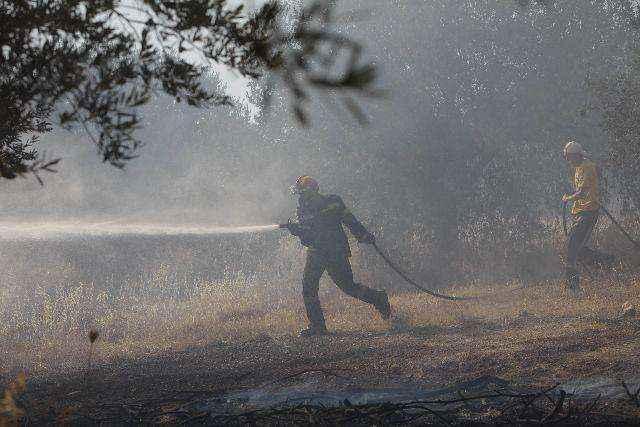 Πολύ-υψηλός-κίνδυνος-πυρκαγιάς-την-Κυριακή