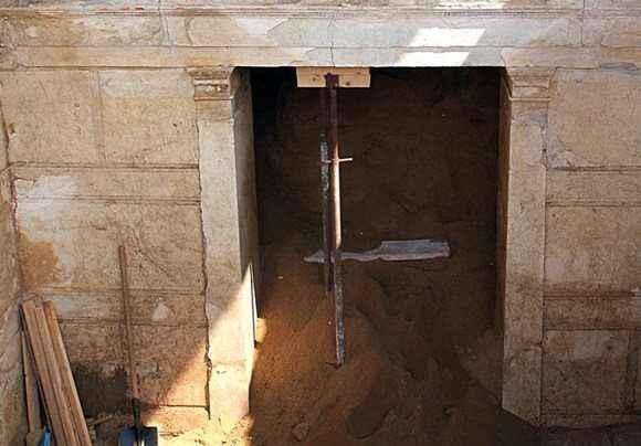 Προτεραιότητα η συντήρηση των ευρημάτων της Αμφίπολης