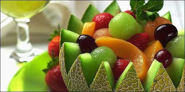 Πώς διαλέγουμε τα φρούτα του καλοκαιριού