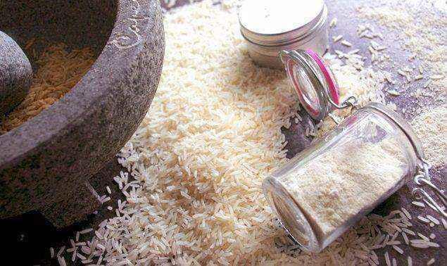 Ρύζι για τις ρυτίδες