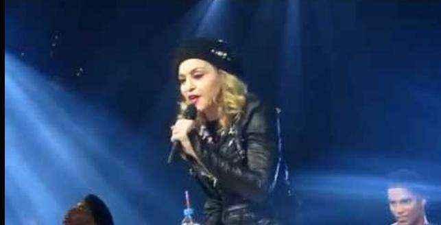 Σάλος με τη φωτογραφία της Madonna στο Instagram