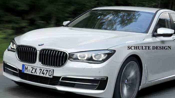 Σε ένα χρόνο η νέα BMW Σειρά 7