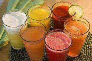 Σημαντικά διατροφικά οφέλη από τους χυμούς φρούτων