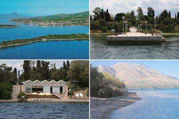 Στο «σφυρί» ελληνικό νησί στην Εύβοια