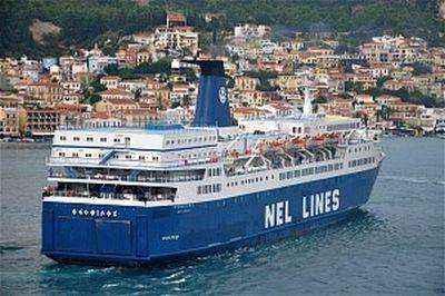 Συνεχίζεται η ταλαιπωρία των ταξιδιωτών με τα πλοία της NEL LINES στη Σάμο