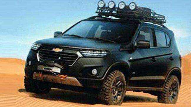 Σύγχρονο και δυναμικό το νέο Chevrolet Niva