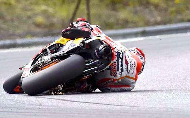 Το απίστευτο σώσιμο του Marquez στο Brno