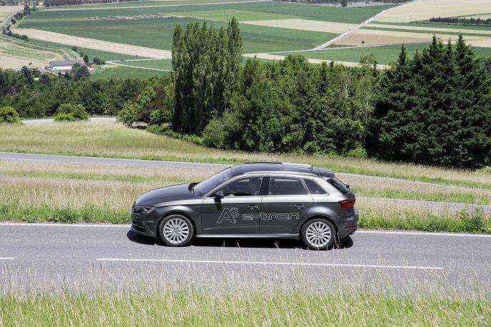 Το Audi e-tron quattro στην Ευρώπη