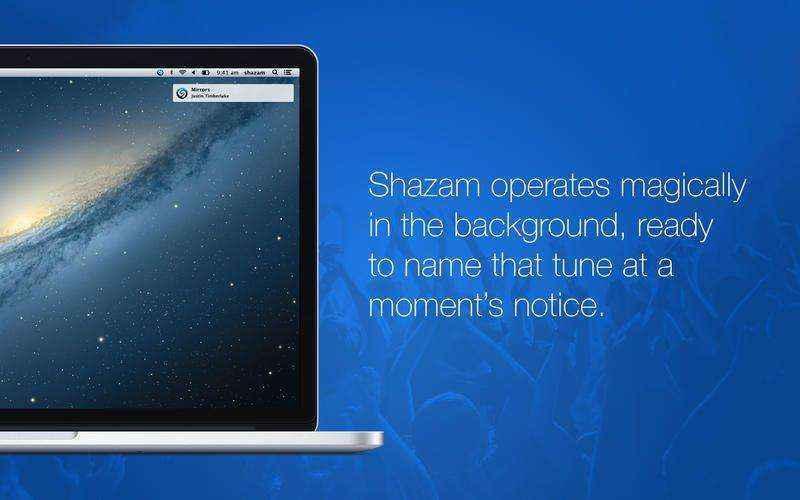 Το Shazam εξελίσσεται για τα Mac