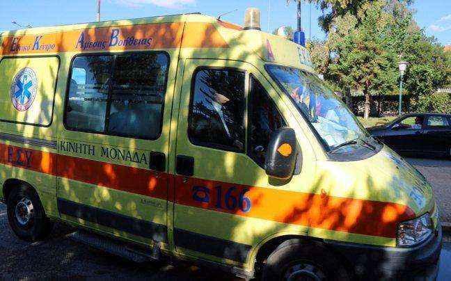 Τροχαίο δυστύχημα στην ορεινή Ναυπακτία με θύμα 61χρονο οδηγό