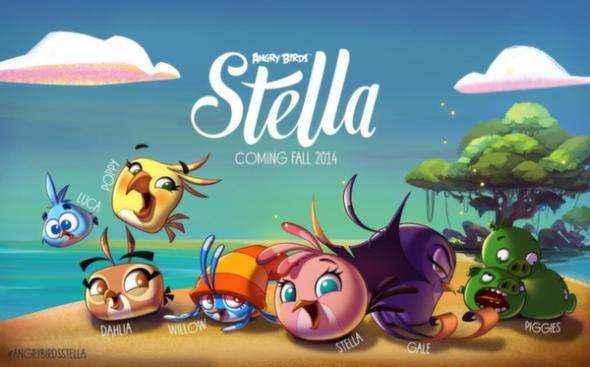 Angry Birds Stella: Έρχεται στις 4 Σεπτεμβρίου, δείτε τα πρώτα trailers