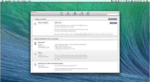 H Apple αναβάθμισε το Safari