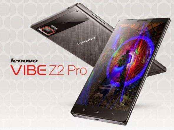 "Lenovo Vibe Z2 Pro (aka K920): Επίσημα το 6"" μεταλλικό κτήνος! [Video]"