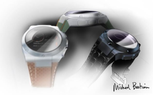 Smartwatch και από την Hewlett-Packard