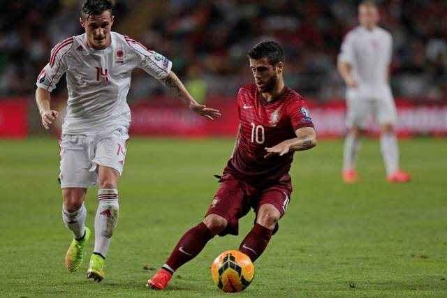 «Τέζαραν» τους Πορτογάλους οι Αλβανοί