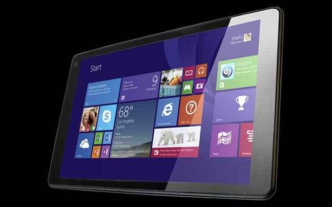 Ένα ξεχωριστό Windows tablet