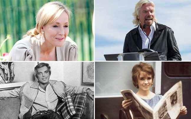 Από πού ξεκίνησαν δέκα διάσημοι επιχειρηματίες