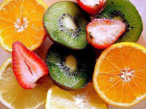 Ασπίδα για την καρδιά τα φρούτα