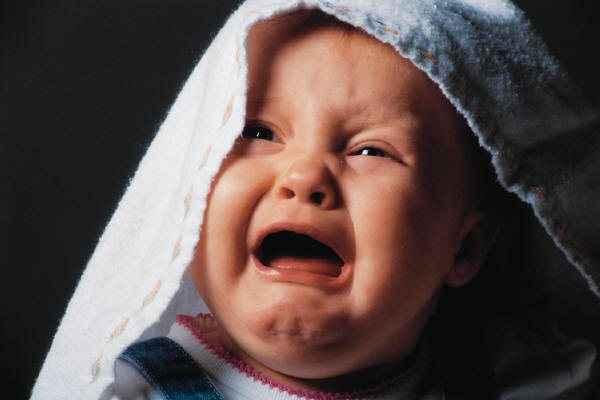 Γιατί κλαίνε τα παιδιά