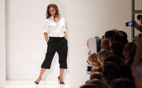 Η Βικτόρια Μπέκαμ είναι το fashion icon της Βρετανίας