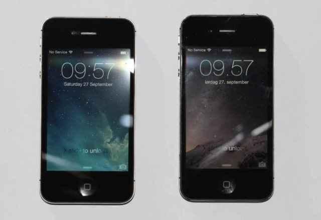 Η απόδοση του iPhone 4s με το iOS 8