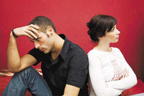 Η κρίση χωρίζει τα ζευγάρια
