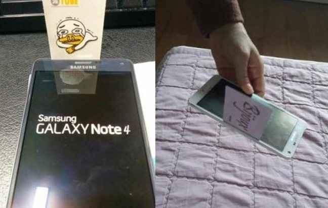 Κατασκευαστικό σφάλμα σε συσκευές Galaxy Note 4