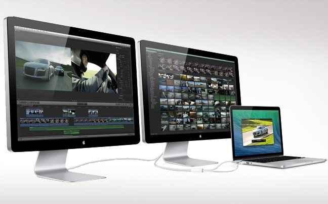 Οθόνες υπερυψηλής ανάλυσης ετοιμάζει η Apple