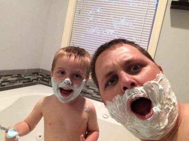 Πιο ευτυχισμένοι οι άνδρες που αποκτούν παιδιά