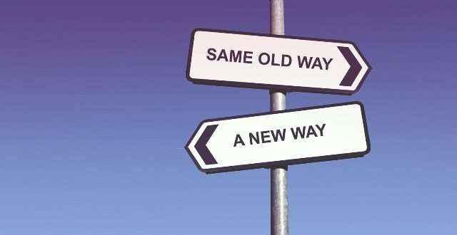 Πώς θα καταφέρετε να αλλάξετε συνήθειες