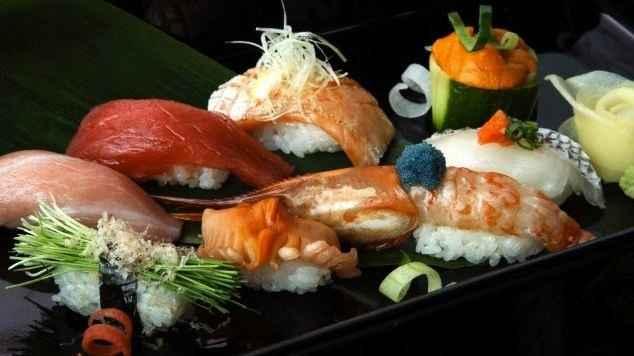 Το σούσι κάνει καλό στην καρδιά