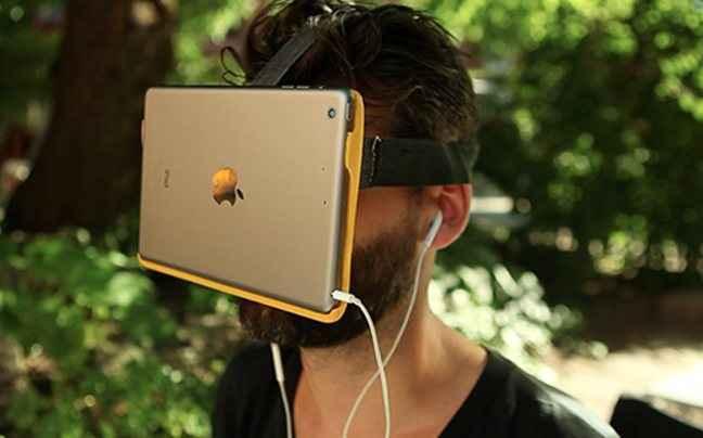 Το AirVR μετατρέπει συσκευές σε Apple σε «γυαλιά» εικονικής πραγματικότητας