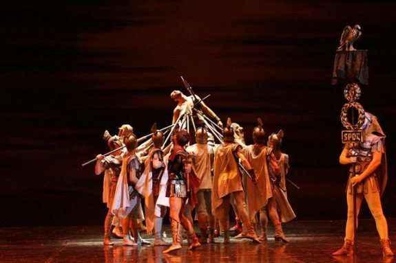 Το Grigorovich Ballet Theatre στο Ηρώδειο
