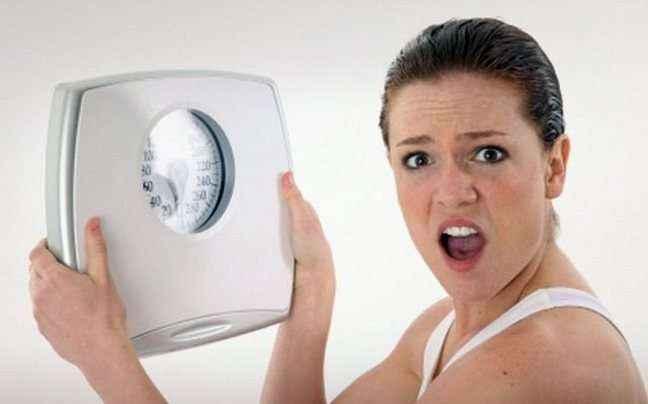 Τρόποι για να ελέγξετε το βάρος σας