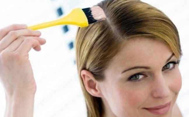Φτιάξτε τη δική σας οργανική βαφή μαλλιών