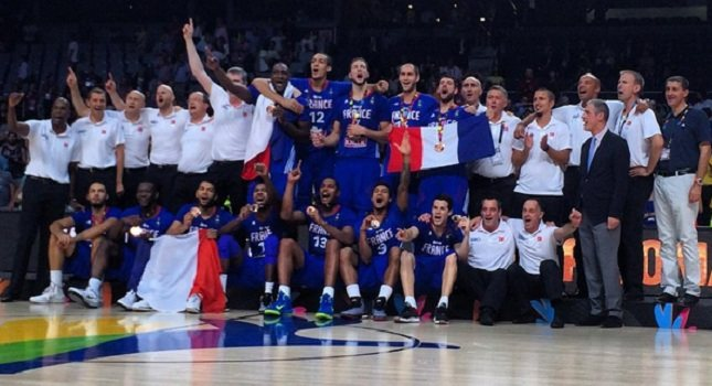 Χάλκινη η Γαλλία στο Μουντομπάσκετ