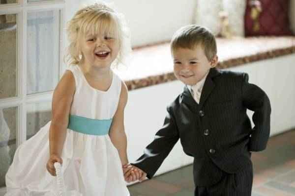 13 παιδιά μας λένε την άποψή τους για τον γάμο