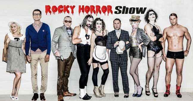 To «Rocky Horror Show» ανεβαίνει στο REX