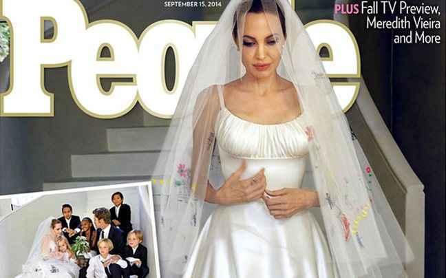 «Ο γάμος άλλαξε τη σχέση μου με την Angelina»