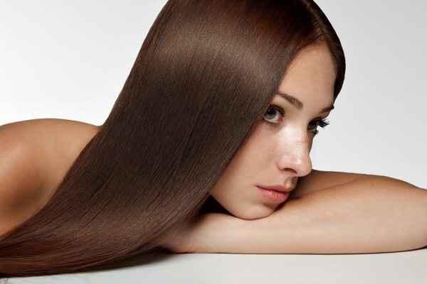 Ίσια μαλλιά χωρίς σεσουάρ ή πρέσα