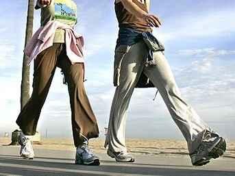 Αλλάξτε περπάτημα, αλλάξτε διάθεση