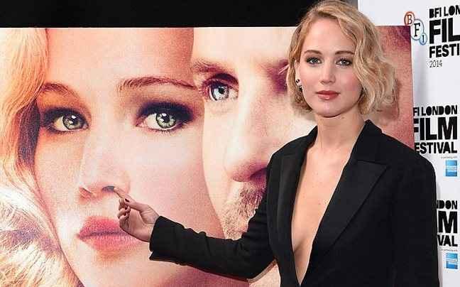 Αποκαλυπτική η Jennifer Lawrence στο Λονδίνο