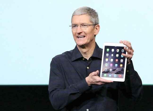 Αυτά είναι τα νέα iPad