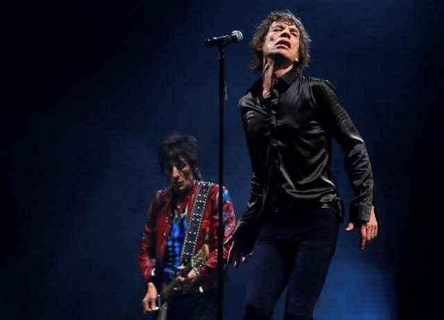 Ενθουσίασαν τους 50.000 θαυμαστές τους οι Rolling Stones